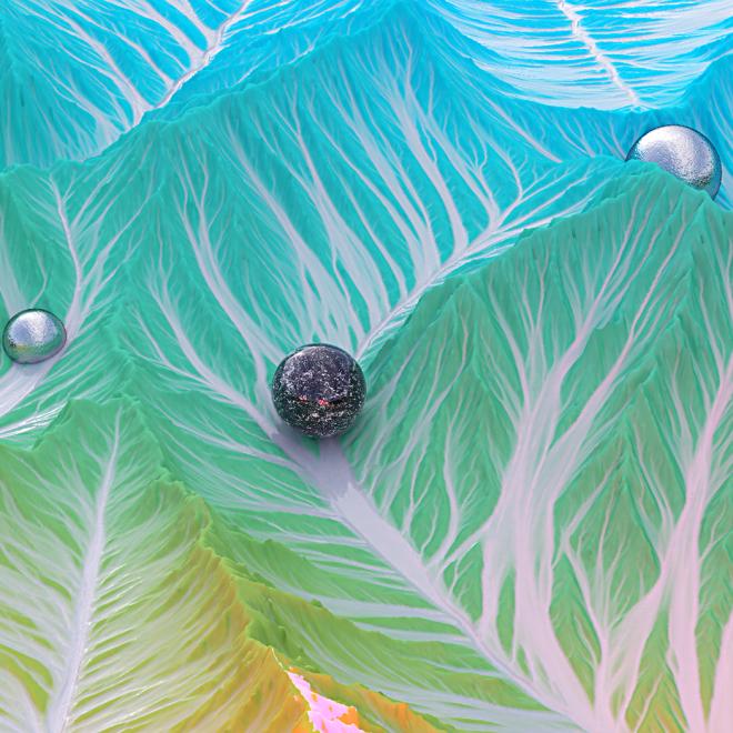 landscape balls