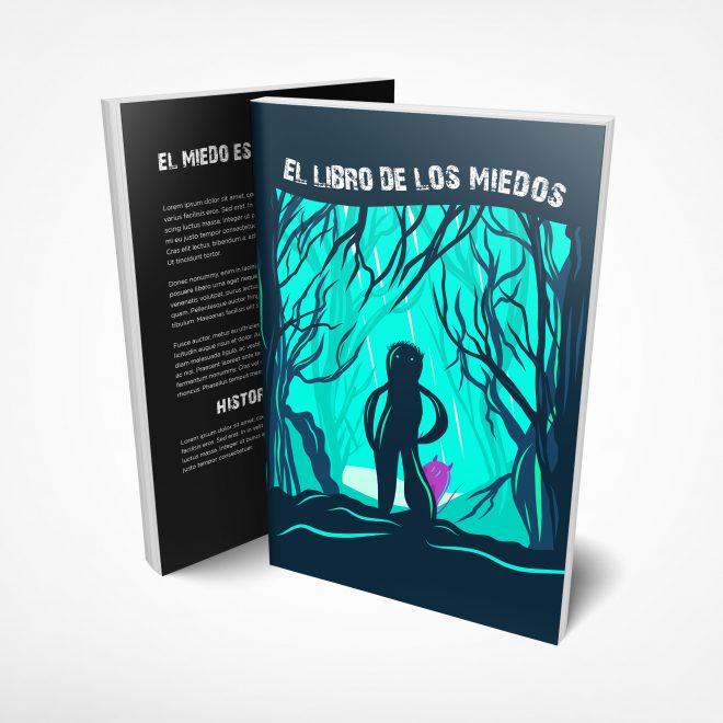 Portada El libro de los Miedos